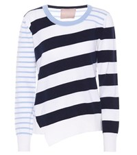 81 Hours Izzy Wool And Cashmere Sweater Multicoloured