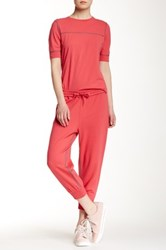 Marc By Marc Jacobs Cropped Pant Red