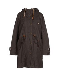 Replay Coats And Jackets Jackets Women Khaki