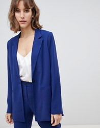 Selected Femme Blazer Blue Depths
