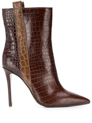 The Seller Pointed Ankle Boots Brown
