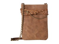 Leather Rock Cp79 Rough Brown Bomber Chocolate Handbags
