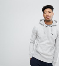 French Connection Tall Overhead Hoodie Grey