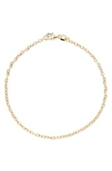 Bony Levy Etched Link Bracelet Nordstrom Exclusive Yellow Gold