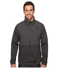The North Face Novelty Denali Jacket Tnf Dark Grey Heather Scuba Asphalt Grey Men's Jacket Gray