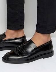 House Of Hounds Dexie Tassle Loafers Black