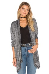 Candc California Emma Cardigan Gray