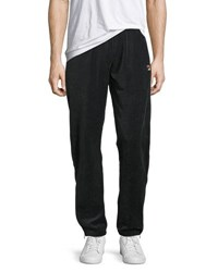 Fila Velour Lounge Pants Black