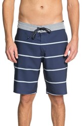 Quiksilver Waterman Collection Liberty Overboard Board Shorts Dark Denim