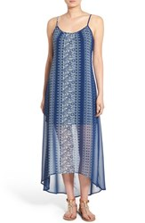 Women's As U Wish Print Maxi Dress