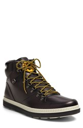 Men's Gucci 'Green Field' Boot Black Leather