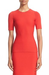 Alexander Wang Women's Lace Up Back Knit Pullover