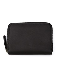 Mismo Zip Around Wallet Black
