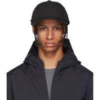 11 By Boris Bidjan Saberi Black New Era Edition 9Forty Cap