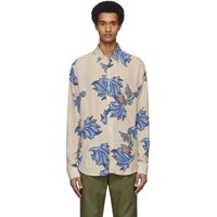 Hope Off White And Multicolor Air Clean Shirt