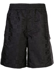 Givenchy 4G Shell Shorts Black
