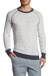 Anthony Thomas Melillo Long Sleeve Sweater White