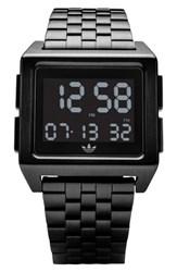 Adidas Archive Digital Bracelet Watch 36Mm Black