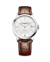 Baume And Mercier Classima Automatic Watch 40Mm Silver