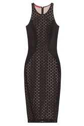 Tamara Mellon Eyelet Tank Dress