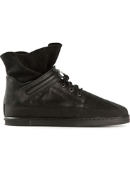 Swear Boot Trainers Black
