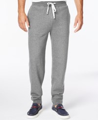 Tommy Hilfiger Men's Hancock Drawstring Sweatpants Frost Grey