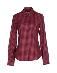 Boy By Band Of Outsiders Shirts Red