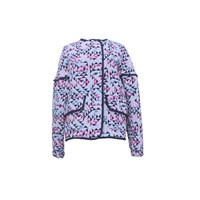 Tomcsanyi Rozsi Quilted Jacket Blue
