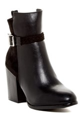 Modern Rebel Bane Faux Fur Lined Boot Black