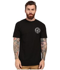 Diamond Supply Co. College Seal Tee Black Men's T Shirt