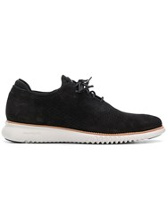 Cole Haan Laser Wing Lace Up Shoes Black
