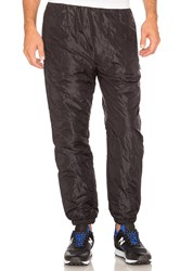 Stussy Quilted Pant Black