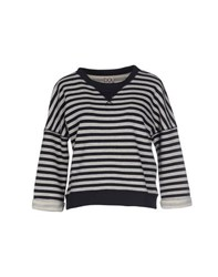 Douuod Topwear Sweatshirts Women Dark Blue