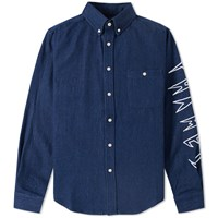 Thames Denim Shirt Blue