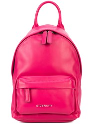 Givenchy Classic Nano Backpack Pink And Purple