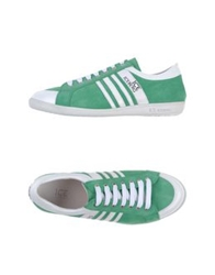Ice Iceberg Low Tops And Trainers Green