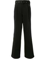Wooyoungmi Belted Wide Leg Trousers 60