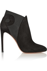 Ala A Suede Ankle Boots