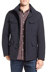 Sanyo Men's Fashion House Down Military Jacket