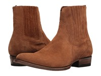 Frye Austin Chelsea Copper Oiled Suede Men's Boots Brown