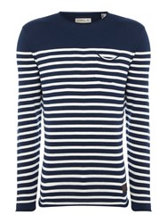 O'neill Men's Victory Pullover Blue