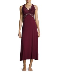 Fleurt Belle Epoque Long Gown Raisin