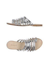 Bagatt Thong Sandals Platinum