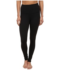 Studio High Rise Hatha Legging Lucy Black Women's Workout