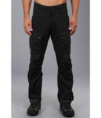 Fjall Raven Fjallraven Keb Trousers Black Casual Pants
