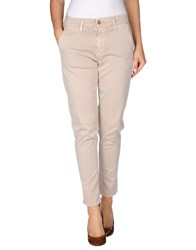 Hudson Trousers Casual Trousers Women Sand
