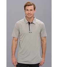Oakley Elemental 2.0 Polo Grey Men's Short Sleeve Pullover Gray