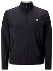 Fred Perry Brentham Outerwear Jacket Black