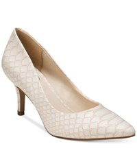Alfani Women's Step 'N Flex Jeules Pumps Only At Macy's Women's Shoes Pale Pink