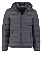 Sisley Down Jacket Antracite Anthracite
